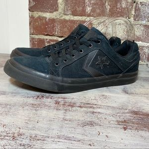 Converse chuck taylor Black lace up Shoes 11